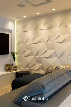 Elegant Living Room, Living Room Modern, Home Room Design, Home Interior Design, Wall Cladding Interior, Living Room Tv Unit Designs, Bedroom False Ceiling Design, Wall Decor Design, Home Decor Bedroom