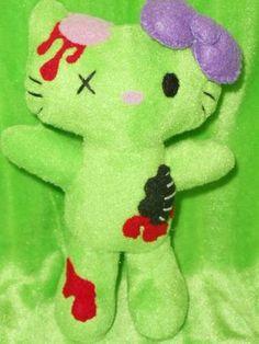 Zombie Hello Kitty audimarie