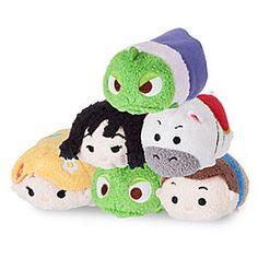 Disney Tangled Mini ''Tsum Tsum'' Plush Collection | Disney Store