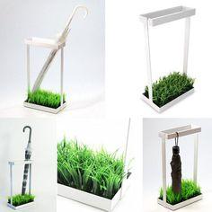 porta guarda chuva plantas