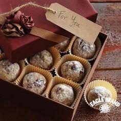 Cranberry Walnut Truffles from Eagle Brand®