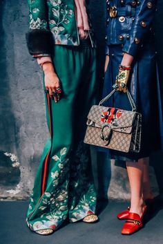 "Gucci Spring 2016-Try out our fashion app ""Clothe to Me"" -Clueless 3.0 - https://itunes.apple.com/fr/app/clothe-to-me/id916528299?mt=8"