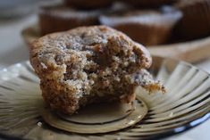 Süti és más...: Mákos-szilvás muffin Muffin, Poppy, Dessert, Breakfast, Food, Morning Coffee, Deserts, Essen, Muffins