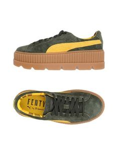 544c1f3d8f6 Fenty Puma By Rihanna Cleated Creeper Suede - Men Sneakers on YOOX. The  best online selection of Sneakers Fenty Puma By Rihanna.