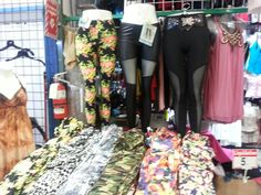 Boutique M&A opened in February 2012 and specializes in trendy ladies clothing. I offer a large selection of quality cotton leggings,( spandex, lace, polyester, lycra) A large variety of embroidery blouses and corsets, and tops all at very affordable prices. Ladies styles that blend the richness of lace, embroidery, leather, mesh, crochet, payette, and prints are always on the top of my list. This achieves a unique glamorous look for my clients.