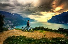 The Biker.