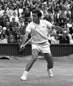 Ken Rosewall - #Legend; 25 tennis Majors including 8 Grand Slam singles titles #15 Pro Slam titles & a record 35 Major finals overall.