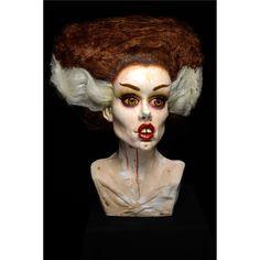 "Adam Dougherty, ""Bride of Stupidstein"" - Blacksparrow Auctions"
