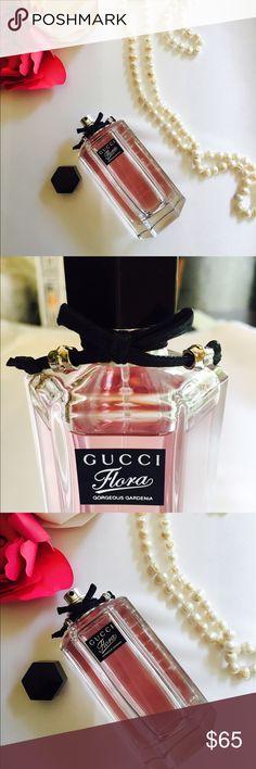 """Gucci Flora """"Gorgeous Gardenia"""" Eau de Toilette Gucci Flora """"Gorgeous Gardenia"""" Eau de Toilette, 3.3 oz. 🌸 unboxed 🌸 never used 💝 Authentic 🛍 Gucci Other"""