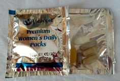 Vitacost Premium Womens Daily Packs
