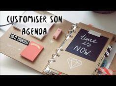 Comment organiser et customiser son agenda - 62 idées DIY