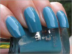 A-England Galahad Nail Polish, England, Nails, Blue Nails, Finger Nails, Ongles, Nail Polishes, Polish, English