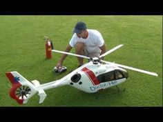 Vario EC 135 PHT 3 Startup and flight - YouTube