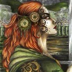 Boadicea (Queen of the Ancient Britons!)