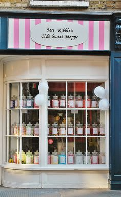 Mrs Kibble's Olde Sweet Shoppe | London