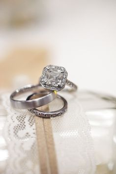 #Engagement Ring | See the wedding on SMP - http://www.stylemepretty.com/2013/03/27/maui-wedding-from-weddings-by-sasha/ Weddings by Sasha
