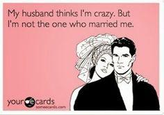 Marriage Humor :)
