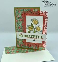 Stampin' Up! Ornate Style Sneak Peek for the Amy's Inkin' Krew Blog Hop | Stamps – n - Lingers