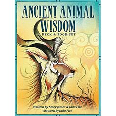 Ancient Animal Wisdom oracle cards bring the energy and insight of 38 different animal spirit guides into your life to help you connect with your own intuition and find clarity. Each magnificent creat