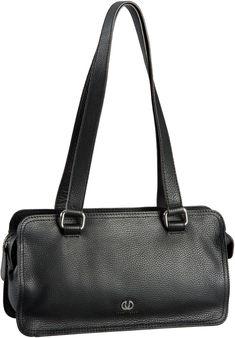 Gerry Weber Los Angeles II Baguette Black : Schultertasche von Gerry Weber : Handtasche