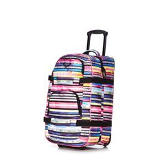 Roxy In The Clouds Luggage - Fandango Pink | Free UK Delivery £104