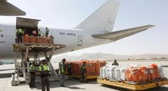 Kabul: An aircraft packed with 60 tons of Afghan plants with medicinal uses marked the opening of the first air cargo corridor between Afghanistan and India on Monday. The cargo, worth about $5 million dollars, was the first in what officials from the two countries hope will be many flights...