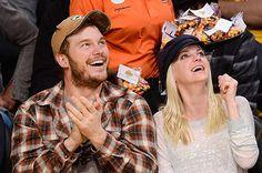 Chris Pratt And Anna Faris Are Basically The Cutest Celebrity Couple Ever