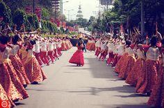 Sinulog Festival, Cebu City, Cebu, #Philippines: