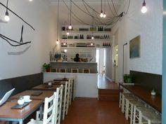 Mama's Cafe Gracia, Barcelona.