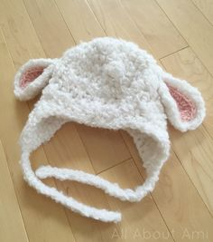 Free Crochet Pattern Baby Lovey : CROCHET Hats with CHARACTER on Pinterest Monster Hat ...