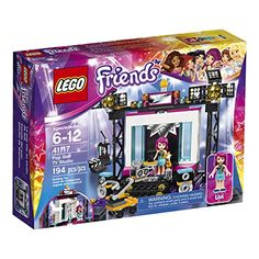 Lego Friends Pop Star TV Studio 41117 complete with Livi minifig and instrux for sale online Star Wars Poster, Lego City, Clone Wars, Carrie, Van Lego, Lego Friends Sets, Slide Background, Lego Toys, Lego Lego