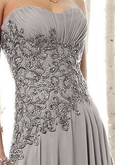 Cameron Blake Mother of the Bride/Groom Dresses - love the detail