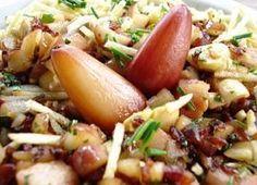 Paçoca de pinhão leva carne de porco, bacon e linguiça - Gastronomia - Bonde. O seu portal