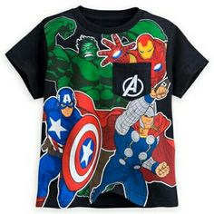 Bambini 2 - 16 Anni Sincere T Shirt Thor Marvel Avengers Bambino Blue Royal Tshirt Maglia Maglietta Nuovo T-shirt E Maglie