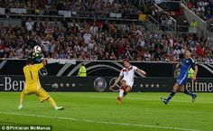 Germany 2-4 Argentina LIVE: Angel di Maria bags hat-trick of assist and his side's fourth goal | Mail Online