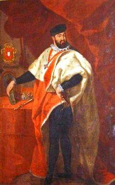 """A Monarquia Portuguesa 1521 - 1557 D. João III """"O Piedoso"""" (6 Junho 1502 Lisboa-11 Junho 1557 Belém) Casou com D. Catarina de Áustria"""
