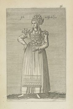 Greek Renaissance Costume from Chios