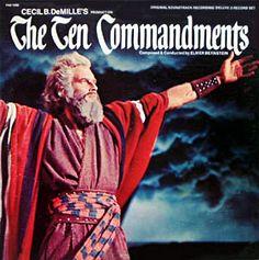 *THE TEN COMMANDMENTS ~ Charlton Heston