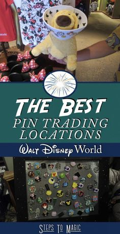 There are over 65 merchandise locations at Walt Disney World that carry pins and pin accessories, but not every one is equal. In fact, there are only a handful…say Post Disney World Souvenirs, Disney World Tipps, Disney World Florida, Walt Disney World Vacations, Disney World Tips And Tricks, Disney Tips, Disney Fun, Disney Parks, Disney Stuff