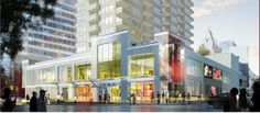 The Carlyle Redevelopment to house 4 luxury retailers