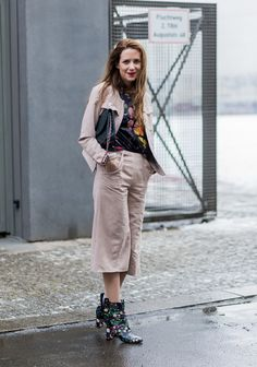 Street Style Berlin Fashion Week Januar 2016
