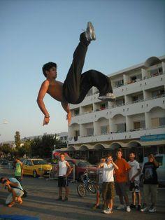 Parkour, Gymnastics, Sumo, Action, Wrestling, Poses, Dance, Amazing, Men