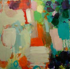 "Saatchi Online Artist Sandy Dooley; Painting, ""Abstracted Landscape"" #art"