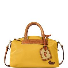 Dooney and Burke -Mini Juliette Satchel - I need this for spring. I've wanted it for so long!