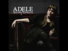 """""""Chasing Pavements""""  Adele  Thought you'd like this."""