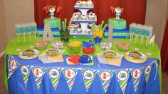 24 Best Super Why Birthday 4th Bday Images