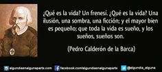 """El 25 de mayo de 1681 #TalDíaComoHoy falleció el dramaturgo español Pedro Calderón de la Barca, el """"poeta del honor caballeresco"""", conocido fundamentalmente por ser un escritor barroco del Siglo de Oro en especial por su teatro. Sus obras se distinguen por la profundidad de su pensamiento filosófico y la sonoridad de sus versos,  con piezas teatrales memorables como """"El alcalde de Zalamea"""", """"La vida es sueño"""", """"El médico de su honra"""", """"La dama duende"""", o """"El príncipe constante""""."""