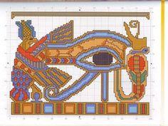 .the eye of Ra