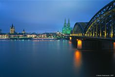 There have been churches on the site of Cologne Cathedral since the 4th century. However, it was not until 1248 that this city on the Rhine became home to one of the foremost cathedrals in the Christian world – a masterpiece of Gothic architecture. When it was completed in 1880, it was the tallest building in the world.