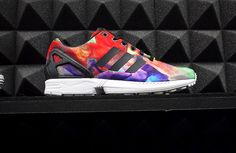 Adidas Shoes OFF! adidas zx flux floral rainbow adidas ZX Flux in Multi Color Graphic and Adidas Zx Flux, Streetwear, Adidas Originals Zx Flux, Berlin, Summer Sweaters, Skirt Patterns Sewing, Summer Fashion Trends, Girls Sneakers, Sneaker Brands